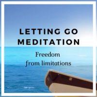 Letting Go Meditation