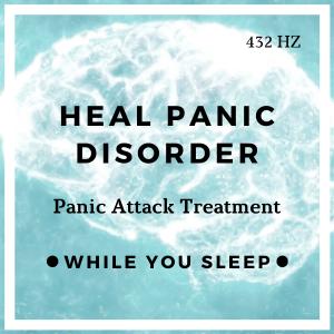 heal panic disorder