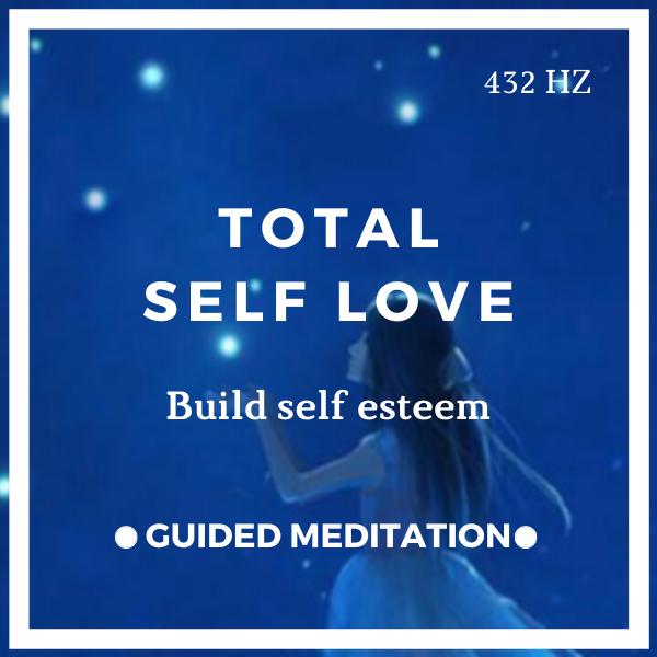 Self Love Meditation (Improve Self Esteem Meditation)