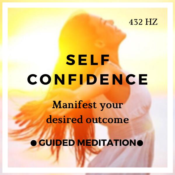 10 Minute Self Confidence Meditation (Manifestation Meditation)