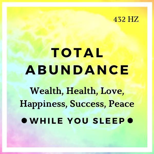 Abundance Affirmations - Reprogram Your Mind (While You Sleep)