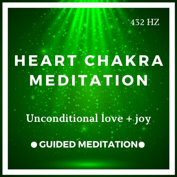Guided Heart Chakra Meditation (Chakra Clearing & Healing)