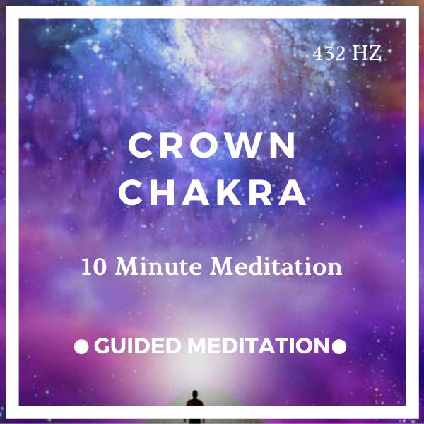 10 Minute Crown Chakra Meditation
