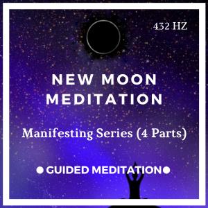 New Moon Meditation (Moon Manifesting Series)