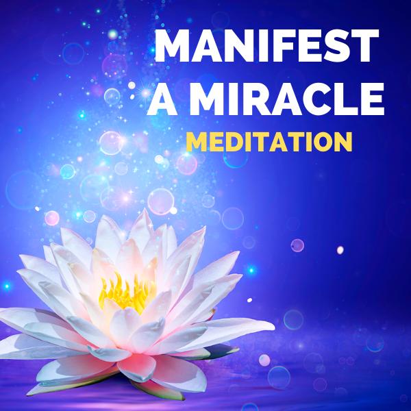 Manifest Miracles (10 Minute Manifestation Meditation)
